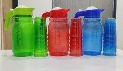 NEXA JUG SET WITH 6 PCS GLASS