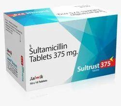 Sultamicillin Tablets 375 Mg