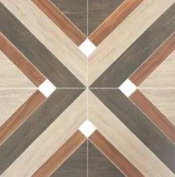 Matte porcelain floor tiles
