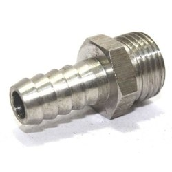 202 Stainless Steel Hose Nipple