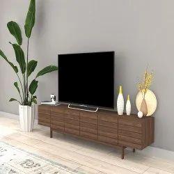 Ergoflex Wenge Miniato Wooden TV Unit