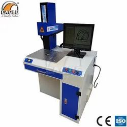 Eagle Gold Silver Jewellery Table Top Laser Marking Machine for Goldsmith