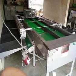 DOUBLE LINE APPLE GRADING MACHINE