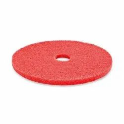 3M 17 Inch Red Buffing Pad
