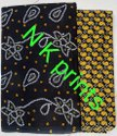 Women cotton printed Camrik fabrics for kurti nighty suits top skirts