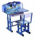 Minions kids table with chair