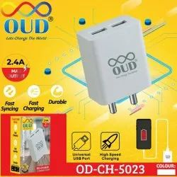 2 USB 2.4A OD-CH-5023 OUD Charger