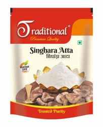 Traditional Singhara Flour, Plastic Packet, Packaging Size: 250g