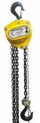 Chain Block Hoist - ISI Marked - 2Ton x 3mtrs Lift
