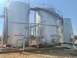 Bio-Diesel Storage Tank