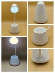 Voice Assistant Bt Speaker with Lamp