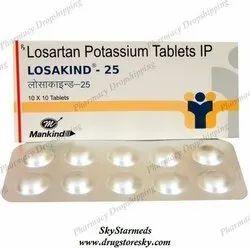 Losakind 25 Tablet