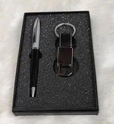 Metal Pen keychain Gift Set