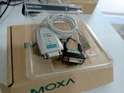 Moxa Uport1150 1-Port Rs-232/422/485 Usb-To-Serial Converter