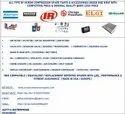 Keypad For ELGI Screw Compressor