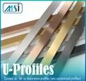 Stainless Steel PVD Coated Decorative Profiles