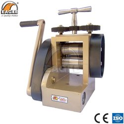 Eagle Premium Compact Rolling Mill with Two Side Cover for Goldsmith