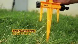 Plastic auto gear Sprinkler
