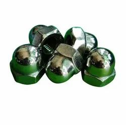 Stainless Steel Dome Nut, Size: M3