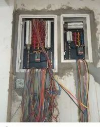 Electrical House Wiring Maintenance Service, in India