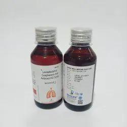 Levosalbutamol Guaiphenesin And Ambrxol HCI Syrup