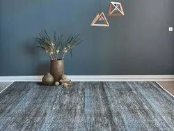 Wool, Viscose And Silk Carpet Hand Knotted New Trendy Carpet, For Home, Rectangle