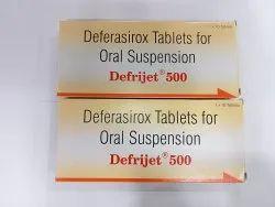 Defrijet 500 Mg Tablet