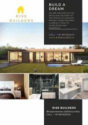 Concrete Frame Structures Residential Building Development Service