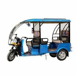 Mahindra Electric Rickshaw