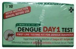 J Mitra Dengue Day 1 Test Kit
