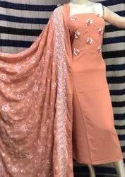 Georgette Hand Work Salwar Suit