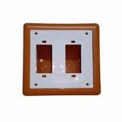 Rectangular Open Electrical Switch Board