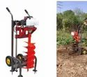 Trolly Type Earth Auger