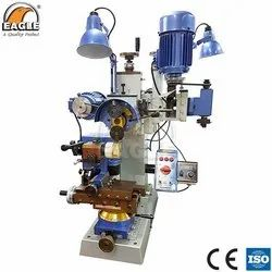 Eagle Premium Universal Double Head Zig Zag Faceting and Milling Machine for Jewellery