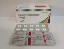 Fexofenadine 180 Mg Tablet