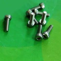 Full Thread Stainless Steel Allen Key Bolt, Grade: 304, Size: M4 X 16mm