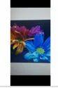 FLOWER PRINTED PVC FRIDGE MAT