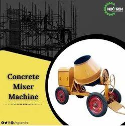 Concrete Hand Feed Mixer Machine