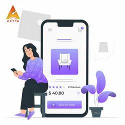 Online E-Commerce Mobile Application