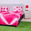 Tie Dye Bed Cover Shibori Bed Sheet