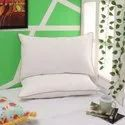 Luxury Pillow Covers Set Of 2 For Hotels,hospitals & Home.100% Breathable Cover