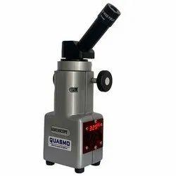 Quasmo Semenscope - Portable Semen Analysis Microscope, For To Check Sperm Mortality, Led