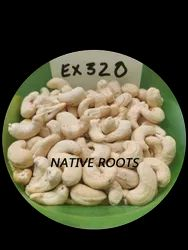 Shubh Whole Cashew Nuts EX320, Packaging Size: 10kg