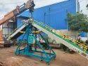 Hydraulic Bag Stacking Conveyor