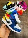 Casual Wear Nike Air Jordan Retro 1 Low For Her