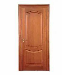 Rectangle Teak Wood Door