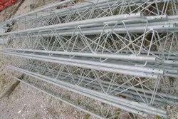 Mild Steel Monopole Tower/Post Masts Telecom Tower