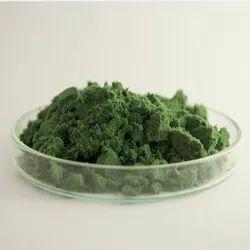 Chlorophyll Green Colour