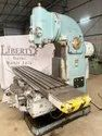 TOS FA4A-V Vertical Milling Machine