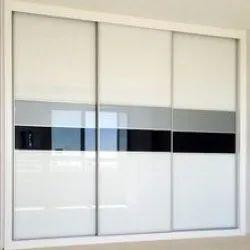 Spaciyo Bedroom Wooden Wardrobe, Modern, 3 doors